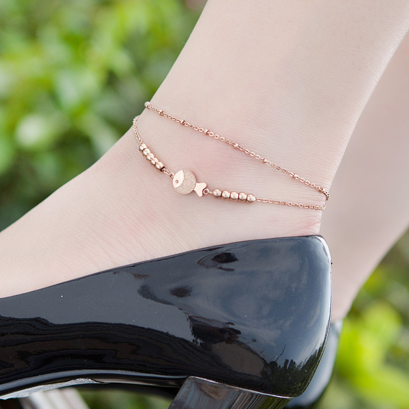 cool products anklet best on mermaid wanelo shop