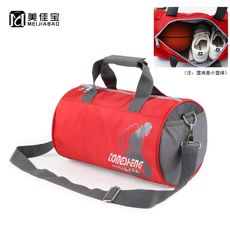 acb86fc296 Get Quotations · Korean version of the us jiabao portable gym bag sports  bag man bag small bag yoga