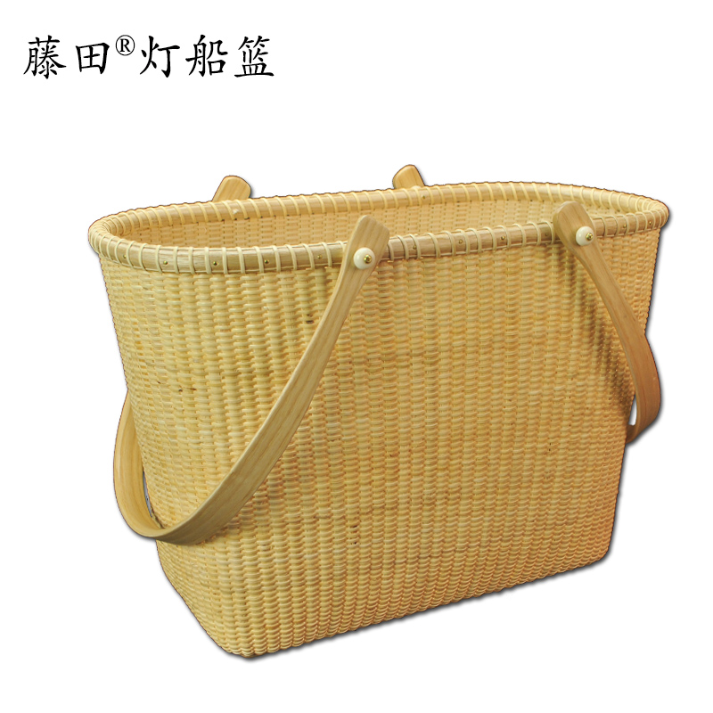 Large outdoor picnic basket rattan basket storage basket supermarket shopping basket buy portable storage basket basket basket of european shipping