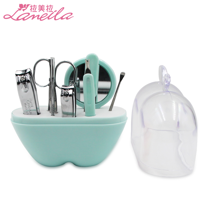 Latin america 9 sets of nail clippers suit beauty nail clippers nail manicure pedicure nail tools refers to a cut