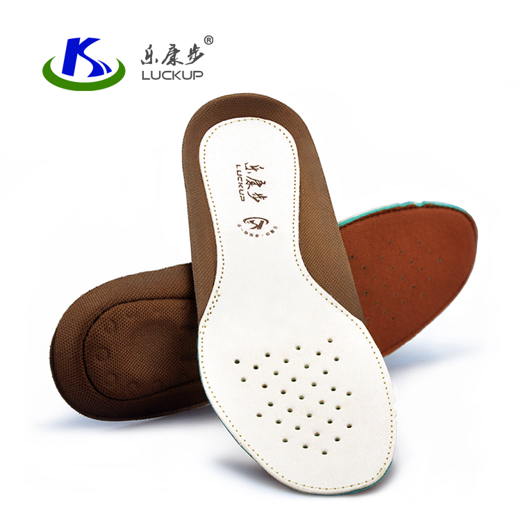 Le kang step nanosized strong sweat breathable antibacterial insoles, odorless health insoles deodorant dry and warm in winter and cool in summer