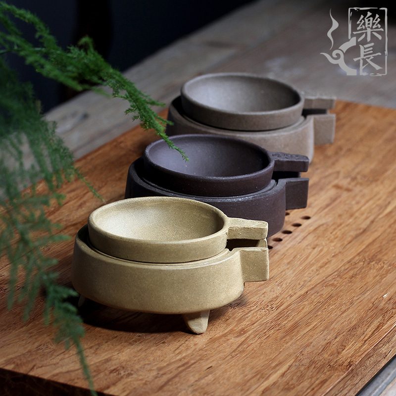Le long yixing purple clay tea segment mud ore yixing teapot yixing purple clay tea strainers tea filter tea strainer accessories