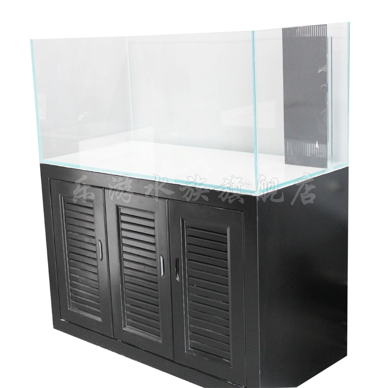 Le tour customized ultrawhite jin jing super white fish tank glass aquarium fish tank aquarium fish tank grass ecological aquarium fish tank