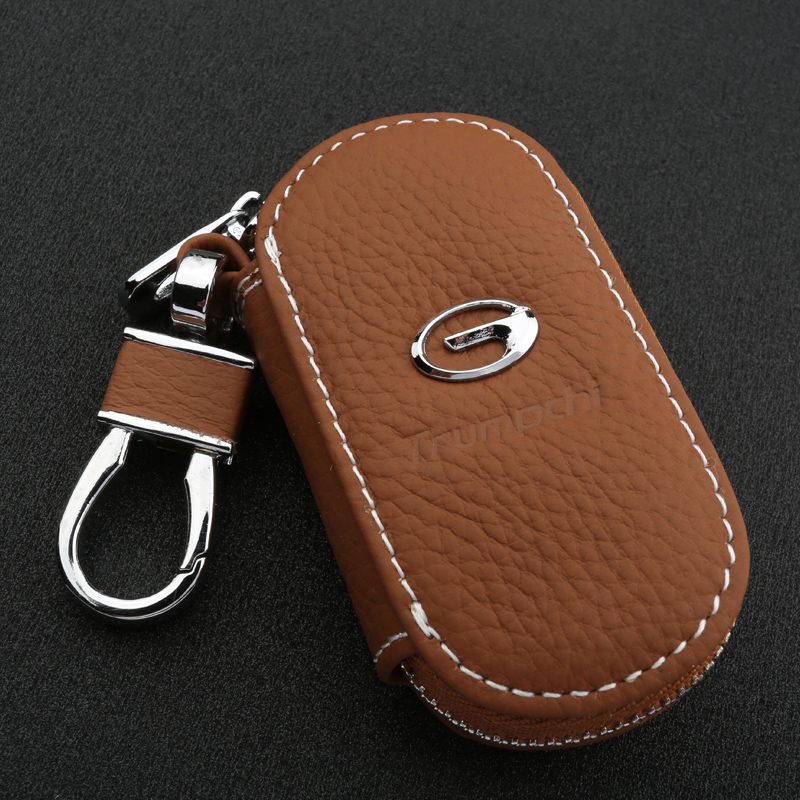 Leather wallets guangzhou automobile chi chuan ga3 ga5 gs5 subscription ga3s legendary car special key shell
