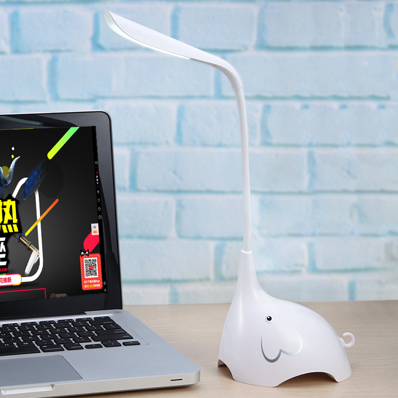 Led lamp bedroom bedside lamp usb rechargeable lamps cartoon lamp night light baby lamp night light touch sensing