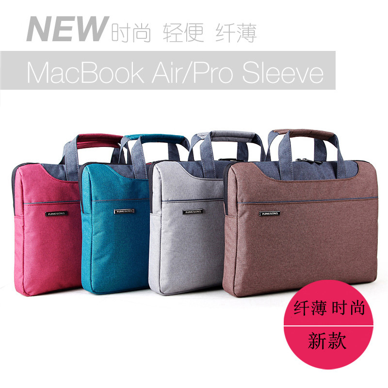 Lenovo 14-inch apple laptop bag 11 12 13 14 15.6 inch macbook pro air bag