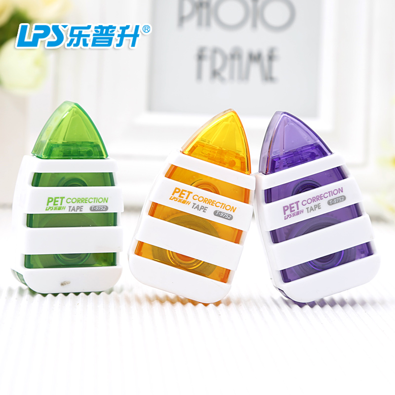 Lepusheng correction tape 6 m correction tape creative correction tape korea cute mini repair change with student stationery