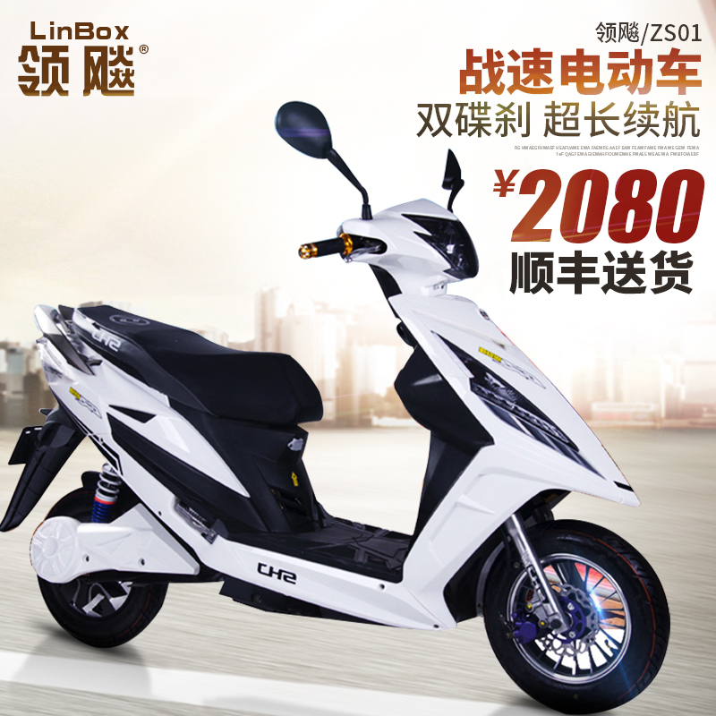 Licensed biao-speed battle 48v60v electric car electric car electric bicycle student car battery motorcycle scooter