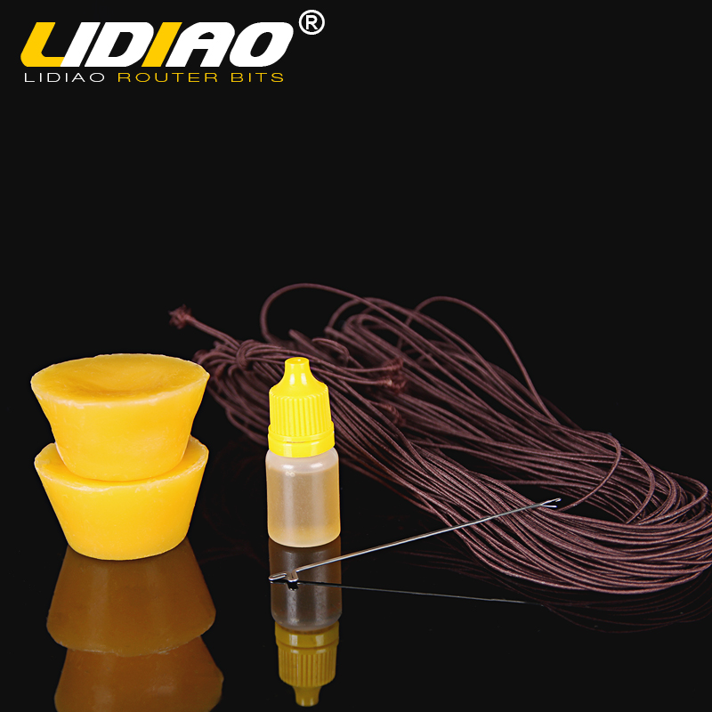 Lidiao polishing wax special prayer beads prayer beads hand pieces of maintenance beeswax block crochet beaded elastic rope