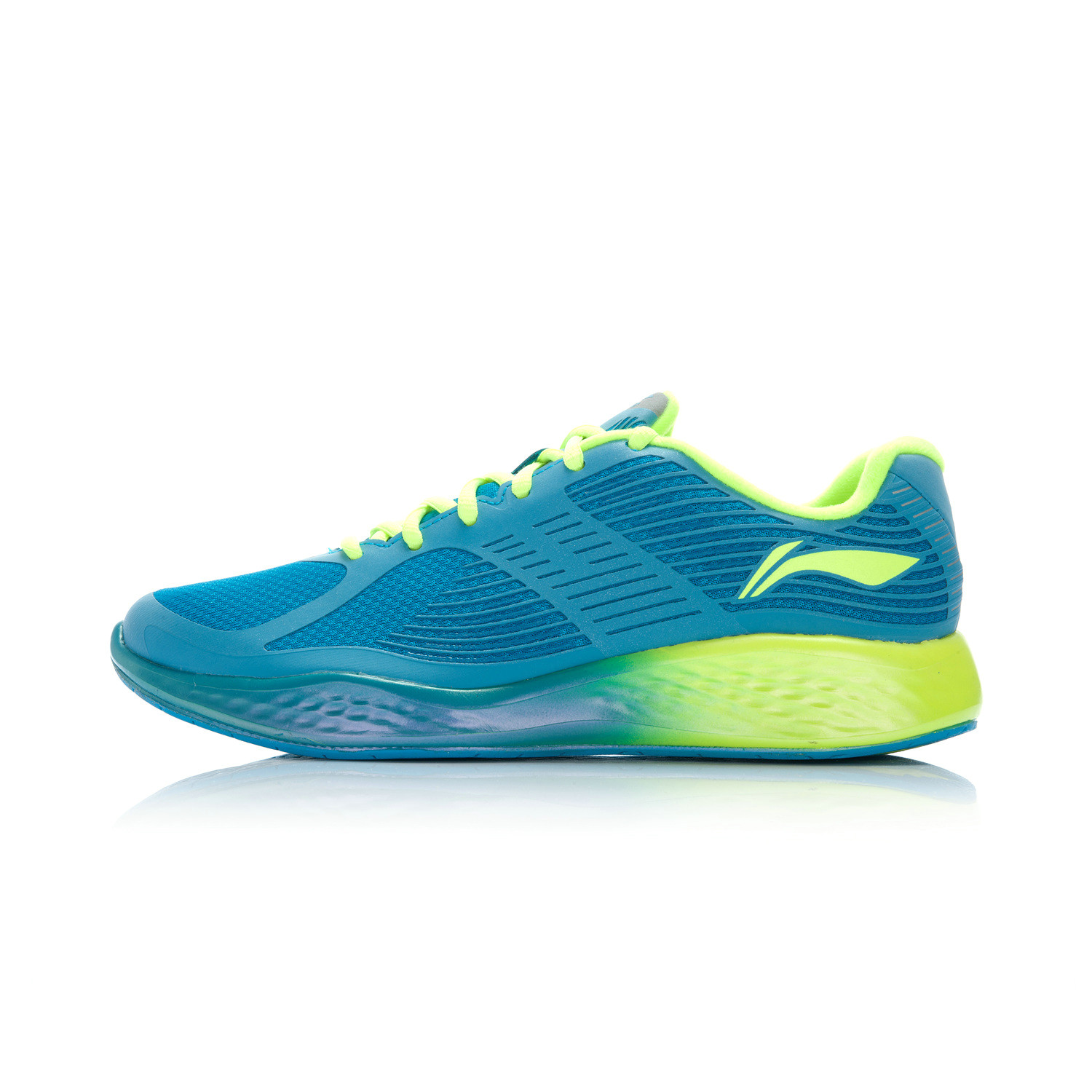 Lining yun li ning shoes official authentic new men's running shoes men's casual wear and breathable cushioning sports shoes