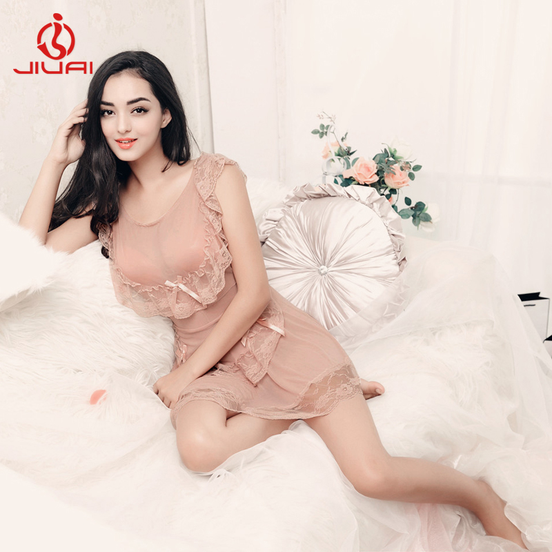 Long love lace short paragraph princess dress contains adult sexy women sexy lingerie suit sm sao mesh female pajamas
