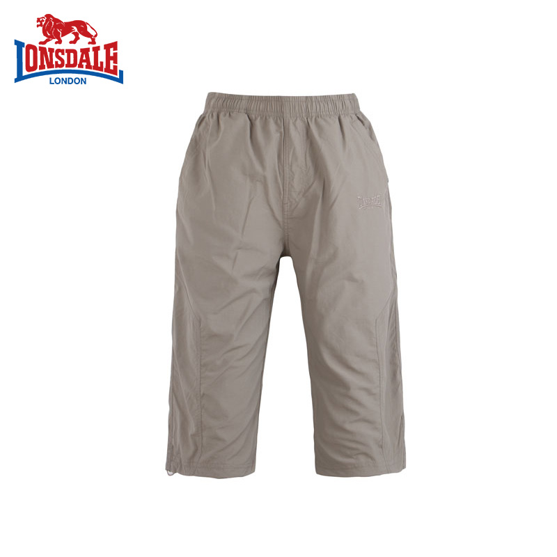 Lonsdale authentic british outdoor camping wicking breathable men's beach pants five pants pants pants summer