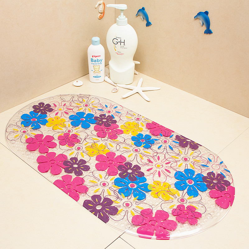 Lovely bathroom bathroom slip mats large plastic bathroom shower bath mat bath mat pad wear