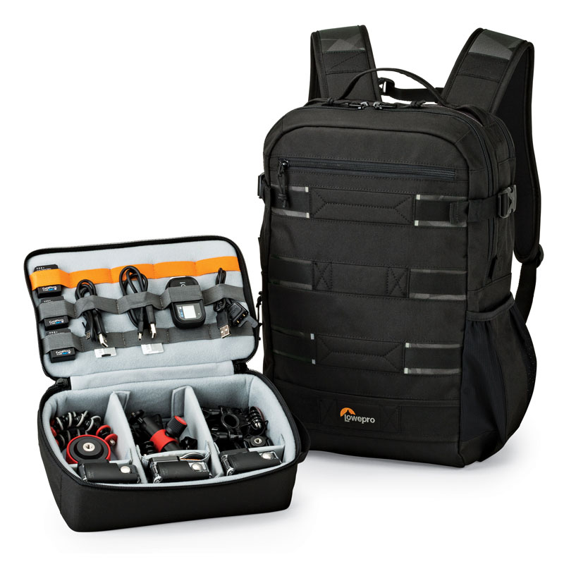 Lowepro viewpoint VPBP250 bp 250 aw shoulder bag storage bag suitable gopro4 + 3