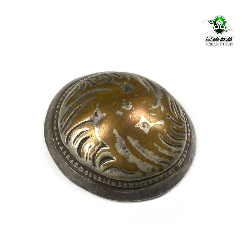 Lssp/green stone product does not bargain fidelity package old qing old prop a diy day mz2309 brass buttons