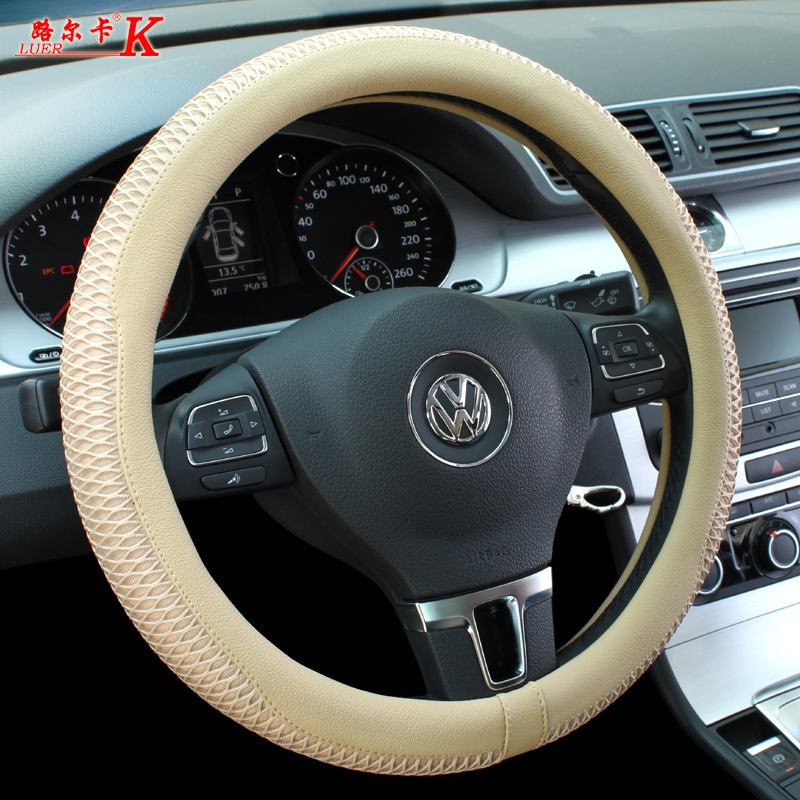 Luer ka suitable for summer dongfeng a30 a60 h30 s30 jingyi x5 suv steering wheel cover to cover