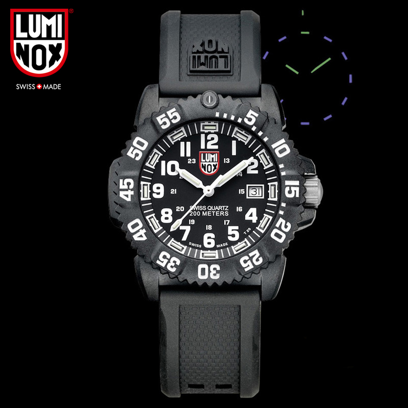 Luminox ray miele switzerland 7051 since the military form luminous watches men's outdoor diving