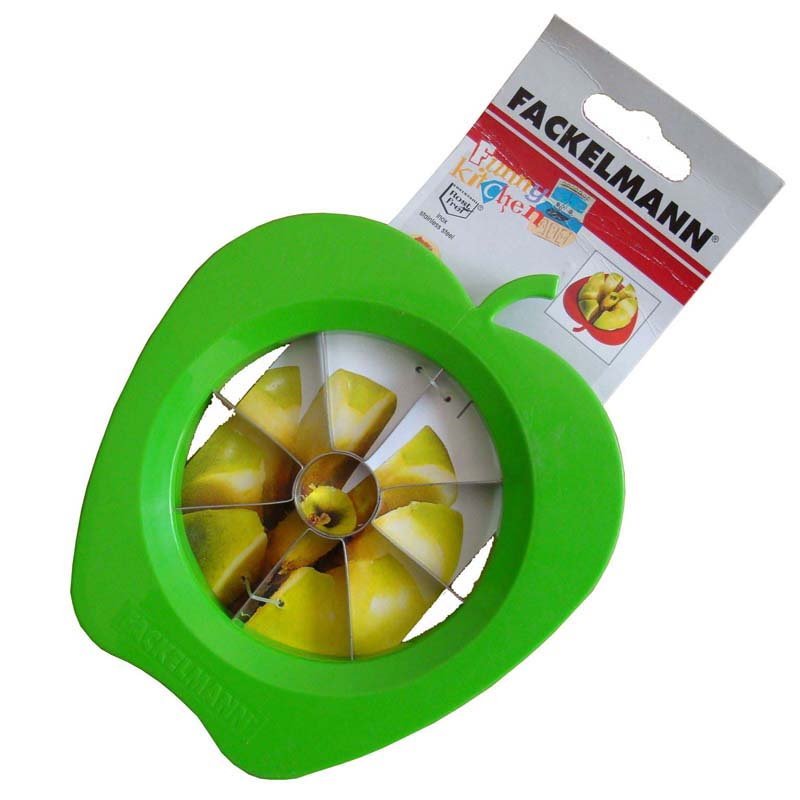 [Lynx supermarket] fackelmann versatile fruit slicer cut fruit is cut apples convenient 5226081
