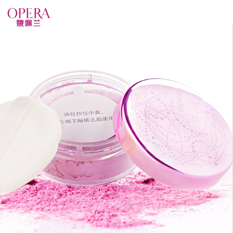[Lynx supermarket] opera breathable loose powder g breathable dingzhuang trimming powder oil control to brighten the complexion