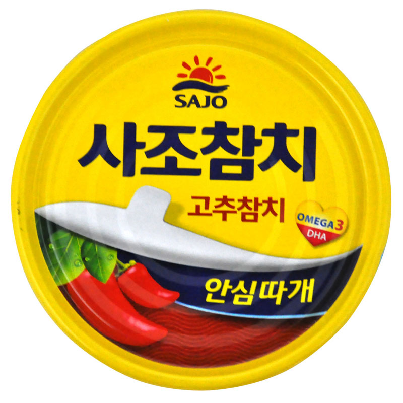[Lynx supermarket] south korean imports of thought spicy tuna canned 150g canned fish imports
