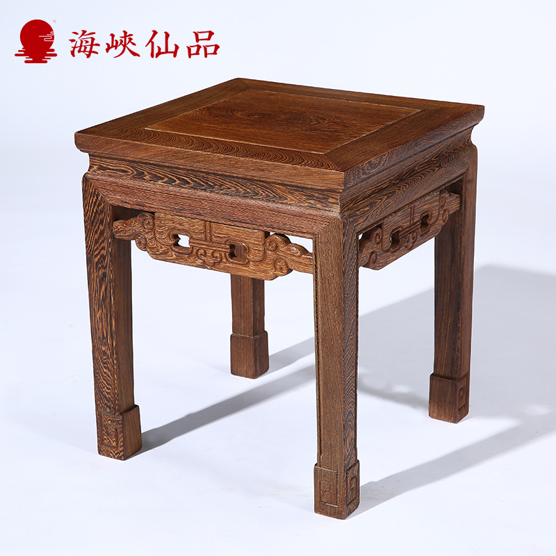 Get Quotations · Mahogany furniture wenge small square stool chinese antique  wood stool changing his shoes stool stool stool - China Antique Furniture Feet, China Antique Furniture Feet Shopping