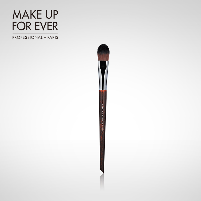 Make up for ever/mei ke fei small concealer brush #174/medium brush cover concealer brush #176