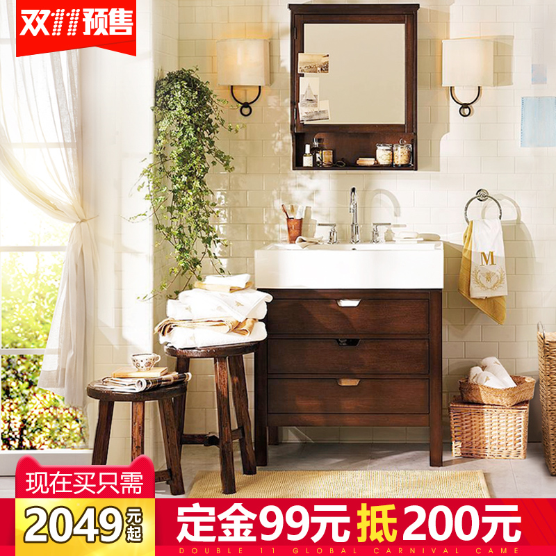 Lights & Lighting American Mirror Front Lamp Toilet Led Retro European Type Black Mirror Lamp Bathroom Bathroom Mirror Cabinet Lamp Makeup Lamp Let Our Commodities Go To The World