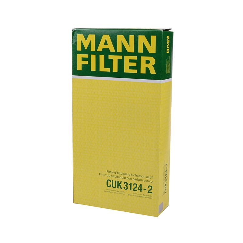 Mann-filter rolls royce phantom CUK3124-2 activated carbon air filter air filter bmw 7 series