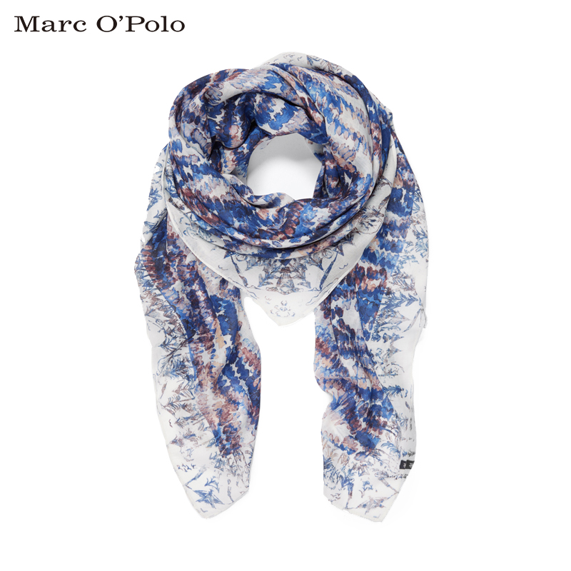 Marc o 'polo casual shawl scarf ms. 2016 spring and summer new european and american minimalist natural casual female