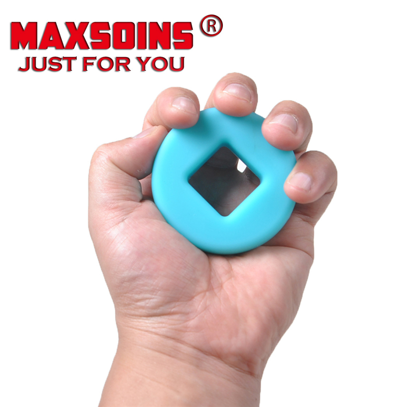 Maxsoins maikai song silicone wrist ball grip ring finger grip force control refers to the force exercise