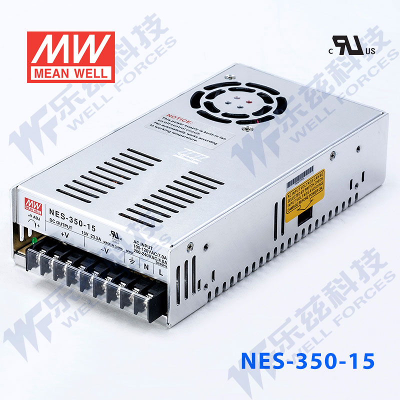 Meanwell 348 w power supply nes-350-15 15V23. 2a [an authorized dealers to tax the sf]