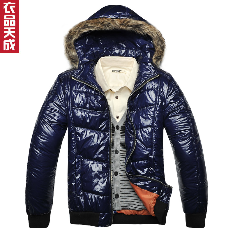 Men's clothing items tiancheng men's new spring coat new fashion bright new coat male 1208m29