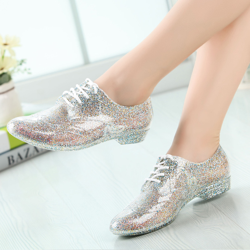 Mexican lanpu si spring and summer on the new ms. transparent fashion breathable casual shoes fashion shoes sweet