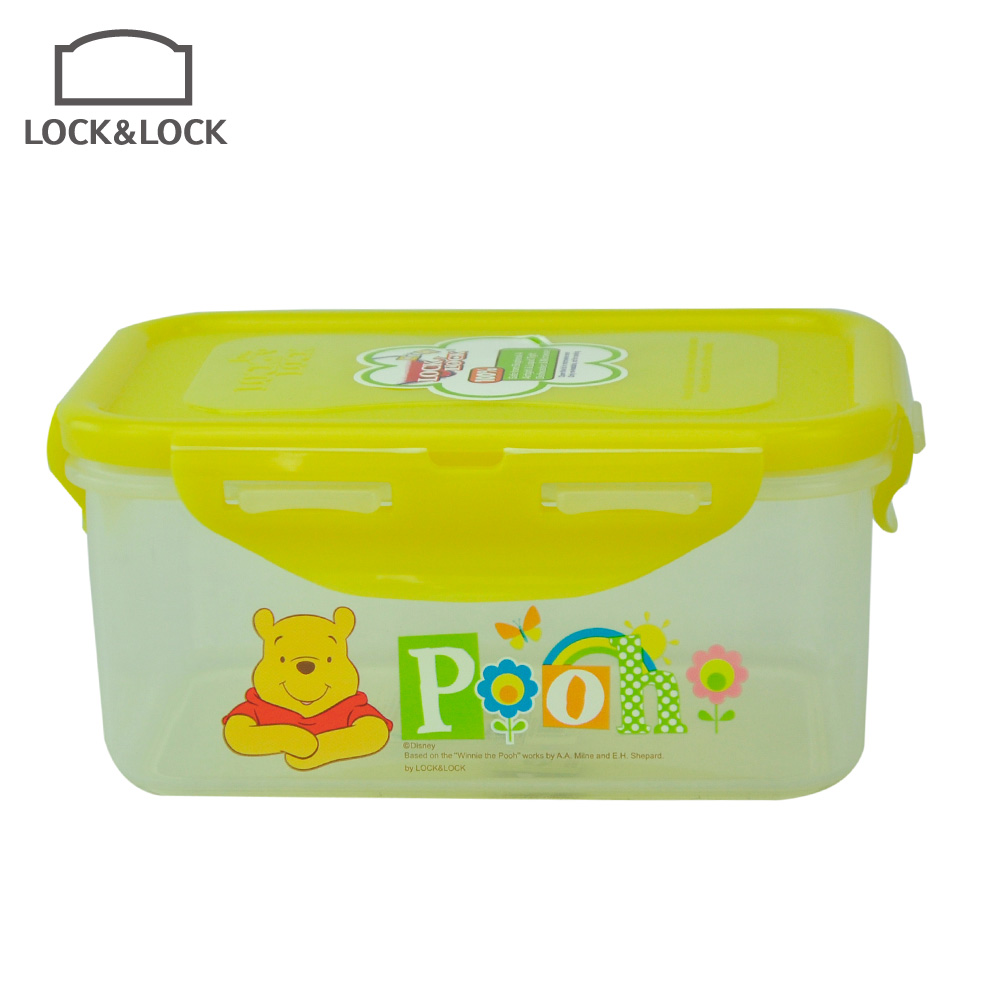 China Hpl Shopping Guide At Alibabacom Locklock One Touch Food Container 690ml With Mixer Get Quotations Lock Childrens Cartoon Mickey Winnie The Pooh Hpl811ds Sealed Crisper 600