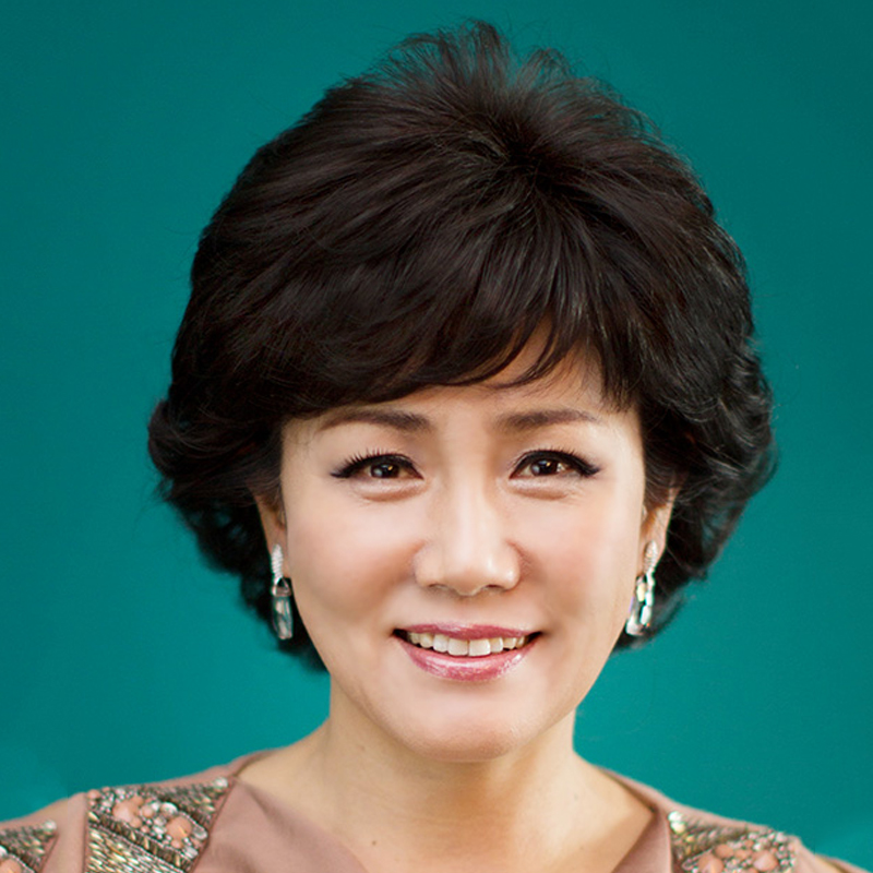 Middle-aged woman with short hair real hair wig fashion short hair wig middle-aged middle-aged mother wig