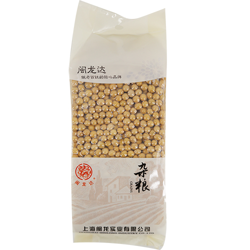 Min ronda dafeng specialty farm soybean grains whole grains soy milk dozen bagged