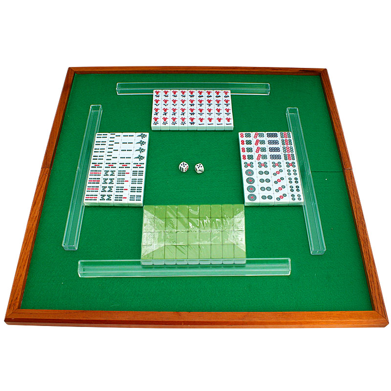 Mini travel mahjong travel mini mahjong cards available with cute little folding table mahjong mahjong 20mm