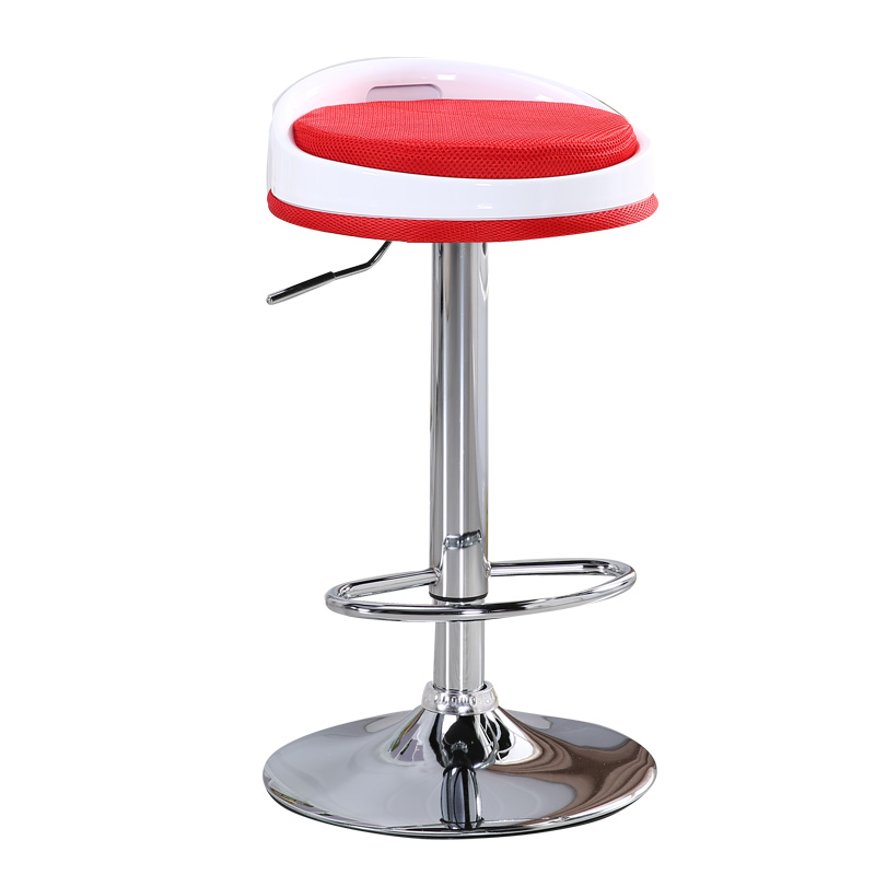 Modern minimalist fashion designer and creative nordic american furniture wood leather bar stool chair highchair