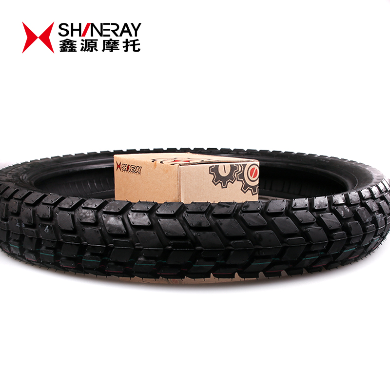 Motorcycle accessories XY400 shineray outside front wheel tire 90/90-19-highway/road tires-390 h