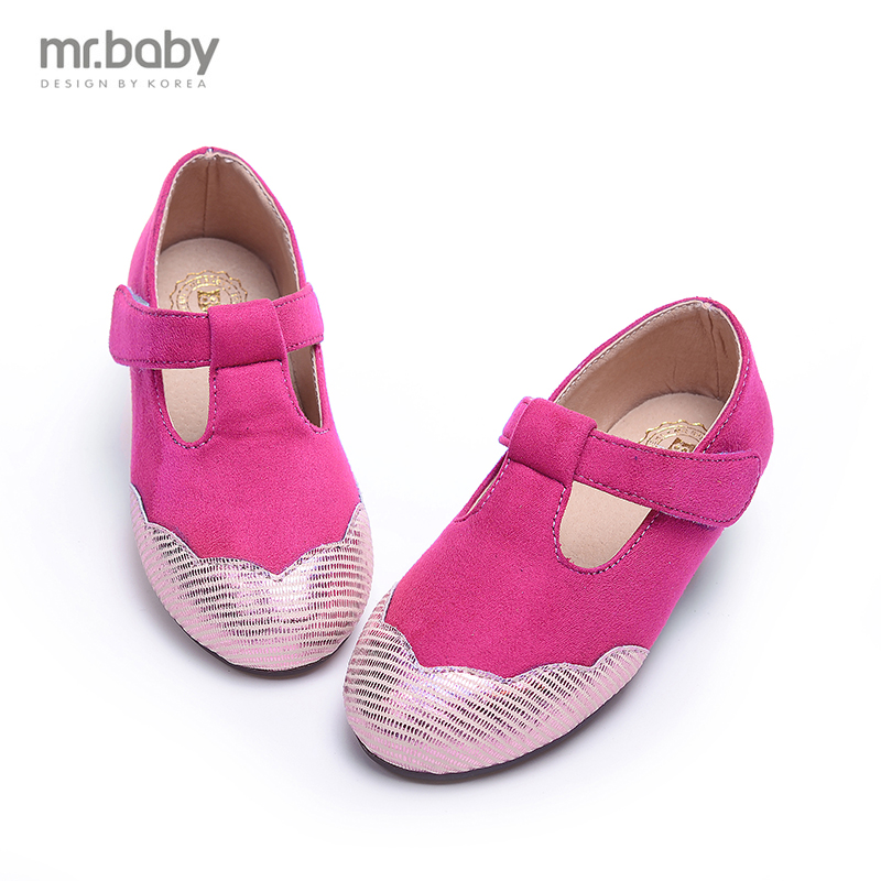 Mr. mr. baby2016 spring and autumn new korean girls casual shoes children's casual shoes fashion shoes casual shoes