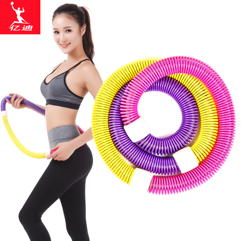 Ms. adult hula hoop thin waist and abdomen soft spring hula hoop hula hoop korean children wow women's fitness hula hoop