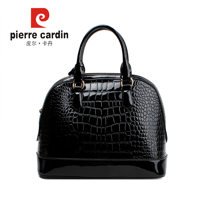 Ms. pierre cardin handbags 2014 new fashion leather female bag handbag european and american fashion women's singles shoulder bag big bag