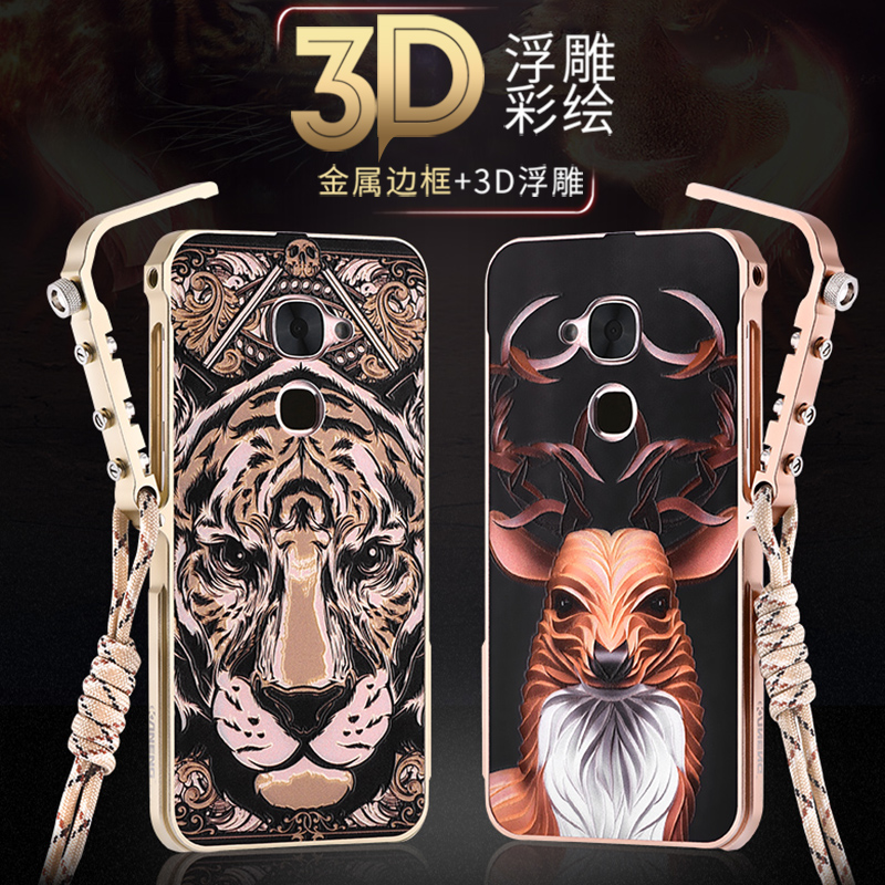 Music as 2 phone shell drop resistance metal frame protective sleeve shell max2 music as music 2pr  o mobile phone sets influx of men