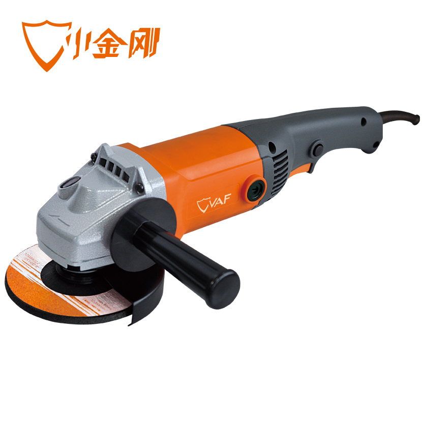 Named tetsuwan power angle grinder angle grinder G12-150 arenaceous authentic angle grinder hand grinder electric grinder tool