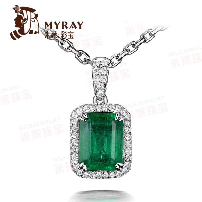 emerald solow designers margaret necklace lemx zoom gold natural in pendant nd product