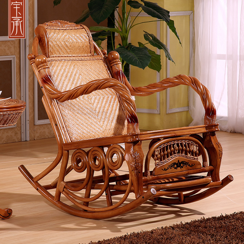Natural really old wicker chair rocking recliner chair and shook his siesta chair balcony happy casual rattan chair rocking chair