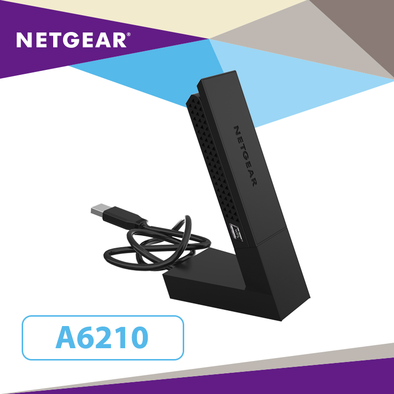 Netgear/netgear a6210 AC1200M dual band wireless lan/usb3.0 wireless network