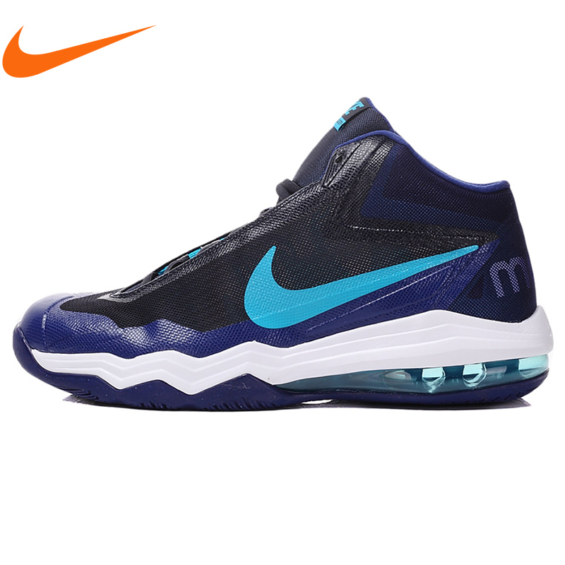 New authentic nike nike basketball shoes men wear and breathable basketball shoes air max audacity 704920