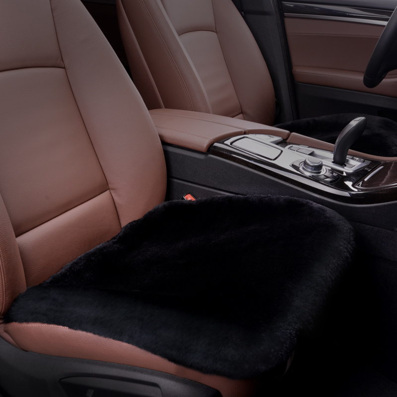 New C300L benchi C350eL c180l c200l wool car seat backless seat cushion four seasons general