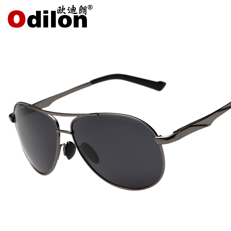 New fashion sunglasses polarized sunglasses yurt driver mirror driving glasses tide of men and women couple sunglasses 6012